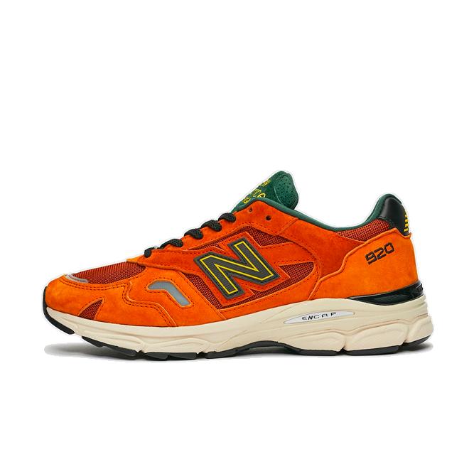 sneaker releases 2 2021 Sneakersnstuff X New Balance 920 'Sports World'