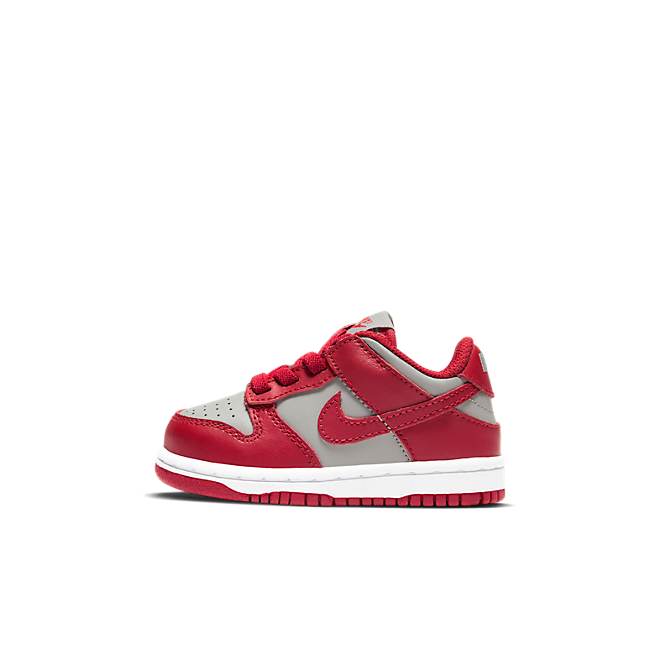 Nike Dunk Low TD 'Varsity Red' zijaanzicht