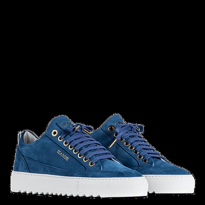 Mason Garments Tia Nubuck Blue
