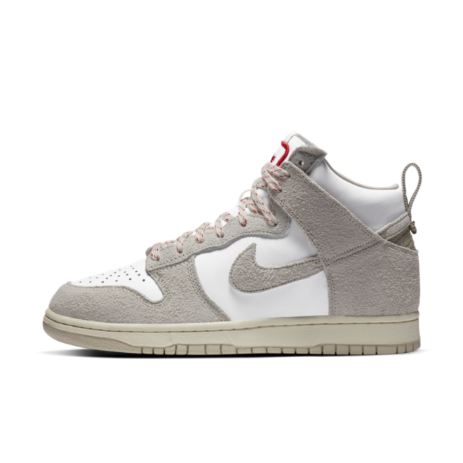Notre x Nike Dunk High 'Light Orewood Brown'