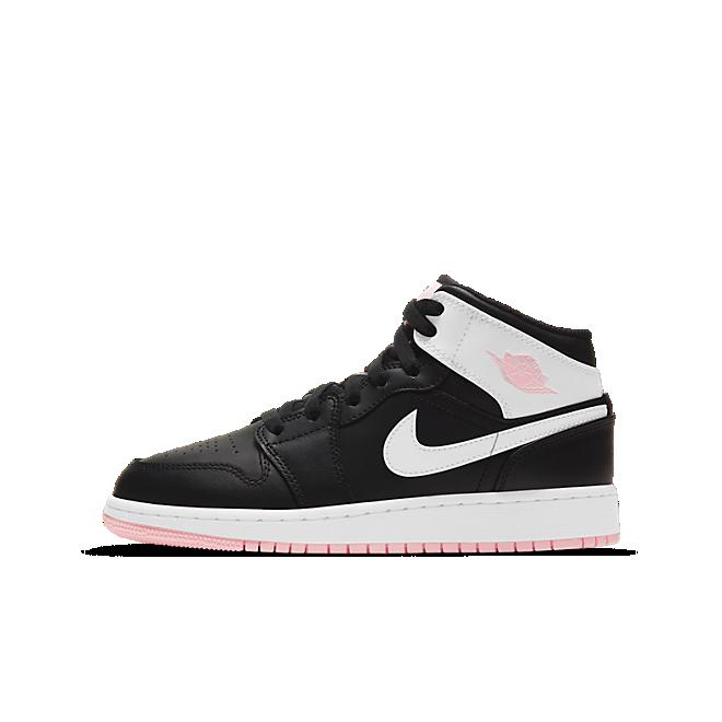 Air Jordan 1 Mid Artic Pink (GS) (2020)