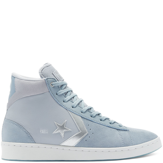 Heart Of The City Pro Leather High Top