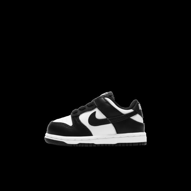 Nike Dunk Low TD 'White/Black' zijaanzicht