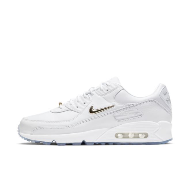 Nike Air Max 90 'Pirate Radio' - White