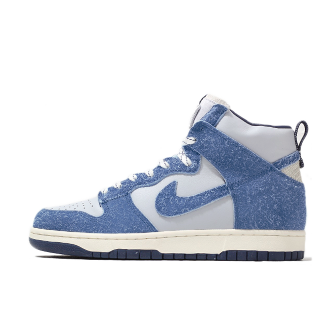 Notre x Nike Dunk High 'Blue Void' CW3092-400