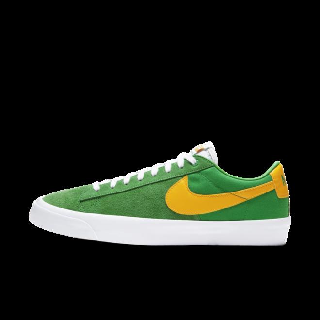 Nike SB Blazer Low Pro GT 'Lucky Green'