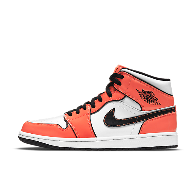 Jordan 1 Mid SE 'Turf Orange""