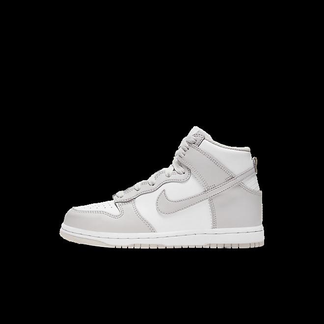 Nike Dunk High Retro White Vast Grey (PS)