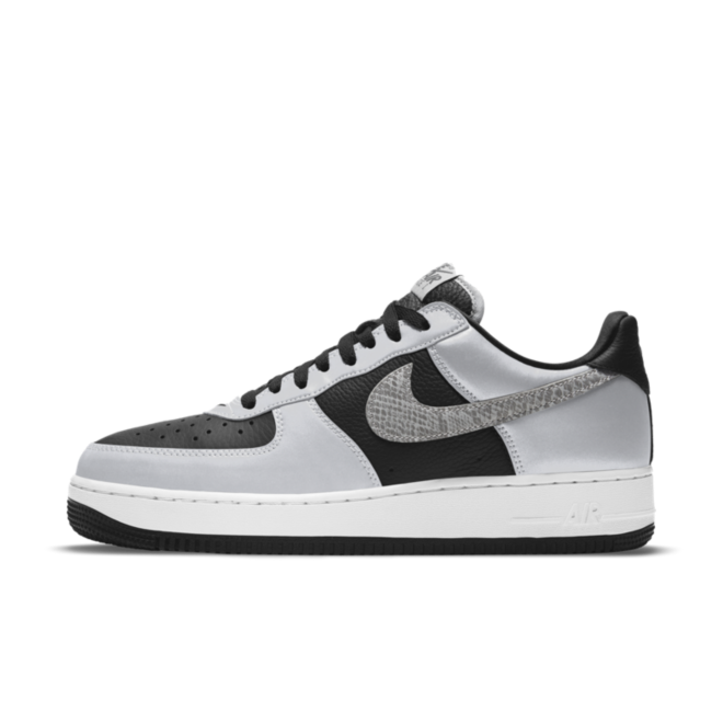 Nike Air Force 1 B 3M 'Silver Snake' DJ6033-001
