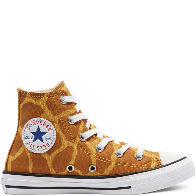 Archive Prints Chuck Taylor All Star High Top