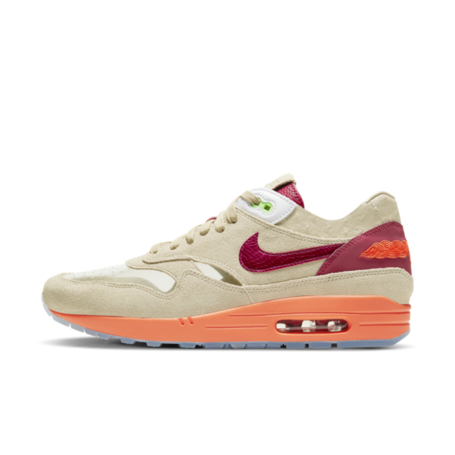 Clot X Nike Air Max 1 'Kiss of Death' - 2021 DD1870-100