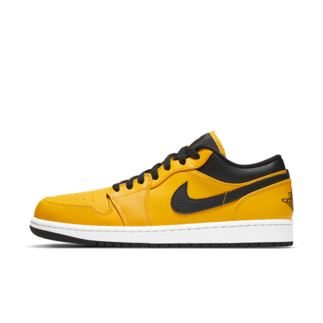Air Jordan 1 Low 'University Gold'