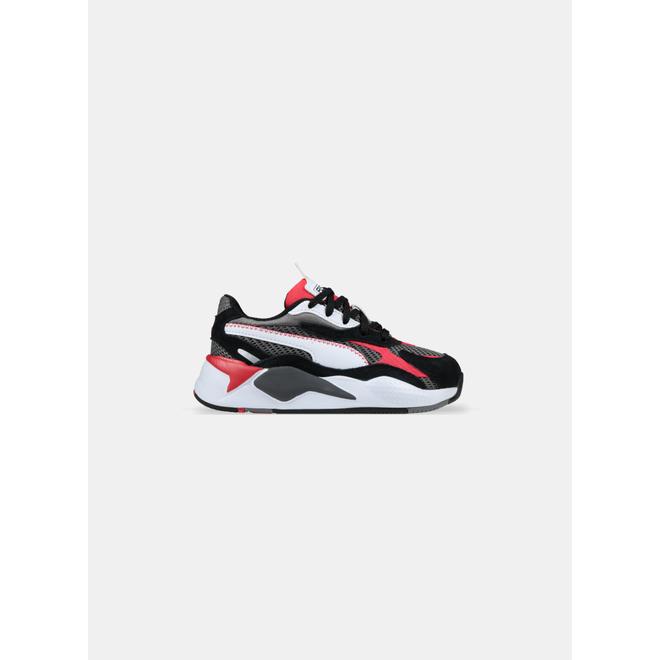 Puma RS-X³ Twill AirMesh Castlerock Poppy Red PS