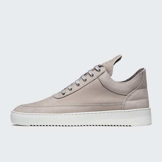 Filling Pieces Filling Pieces Low Top Ripple Nubuck Plaster