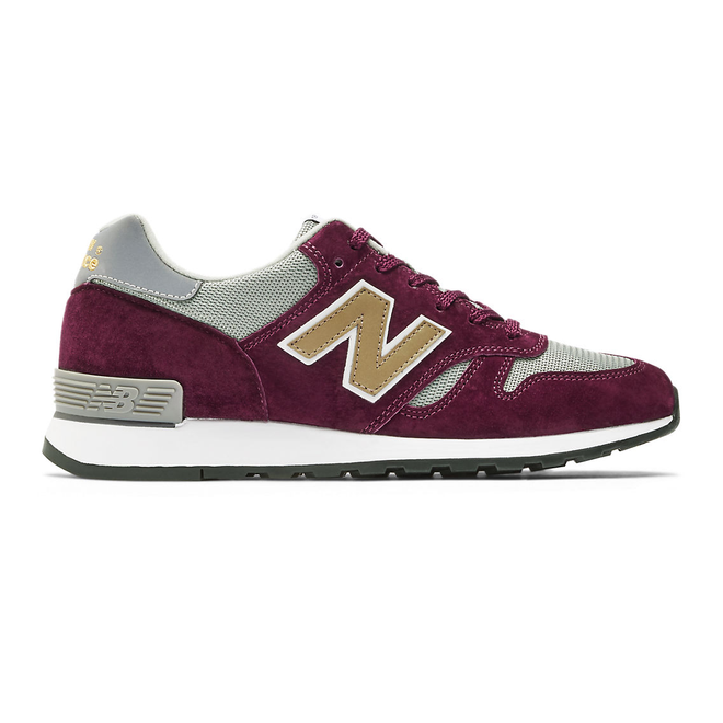 New Balance M670BGW - Made in England