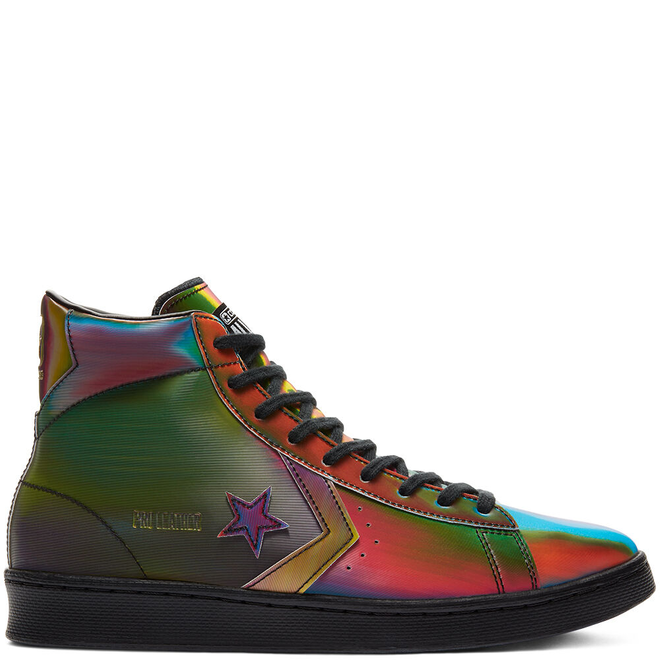 All Star Pro Leather High Top