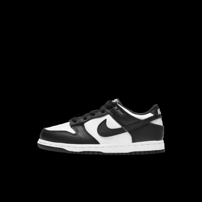 Nike Dunk Low TD 'Black White' zijaanzicht