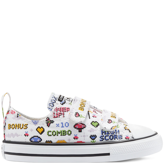Gamer Easy-On Chuck Taylor All Star Low Top