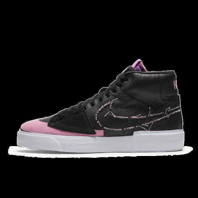 Nike SB Blazer Mid Edge 'Black'