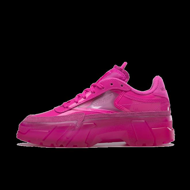 Cardi B X Reebok Club C 'Dynamic Pink'