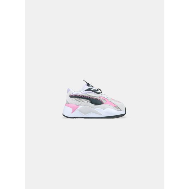 Puma RS-X³ Twill AirMesh Gray Violet White TD
