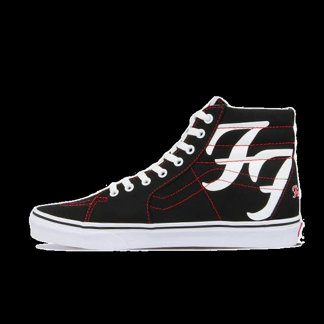 Foo Fighters X Vans Sk8-Hi VN0A4U3C2GB