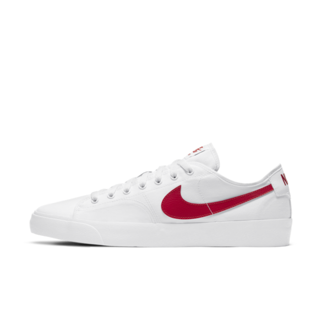 Nike SB Blazer Court 'White/Red'