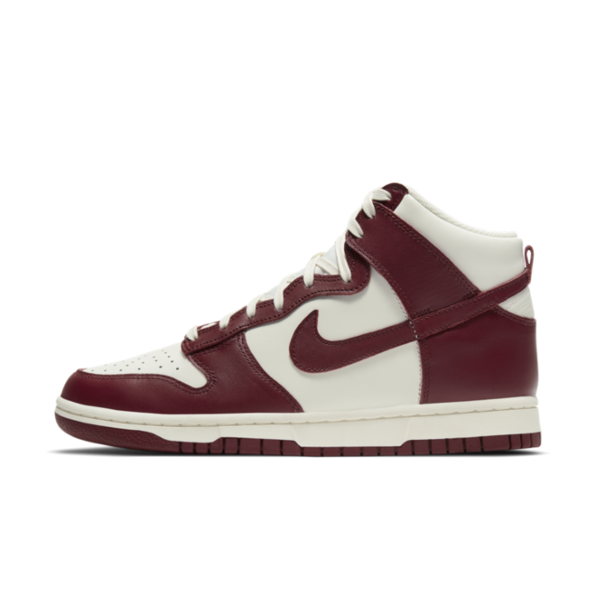 Nike WMNS Dunk High 'Team Red' DD1869-101