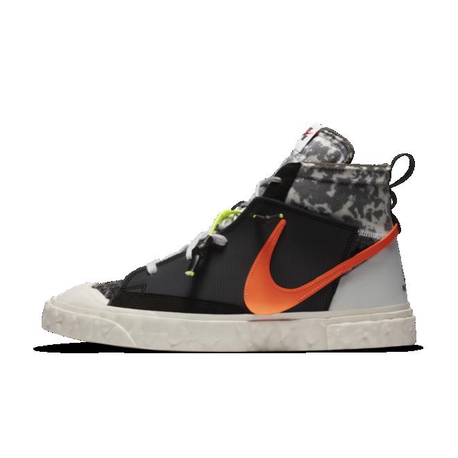 READYMADE X Nike Blazer Mid 'Black'