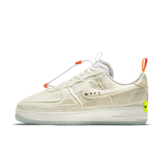 Nike Air Force 1 Low Experimental 'White' CV1754-100