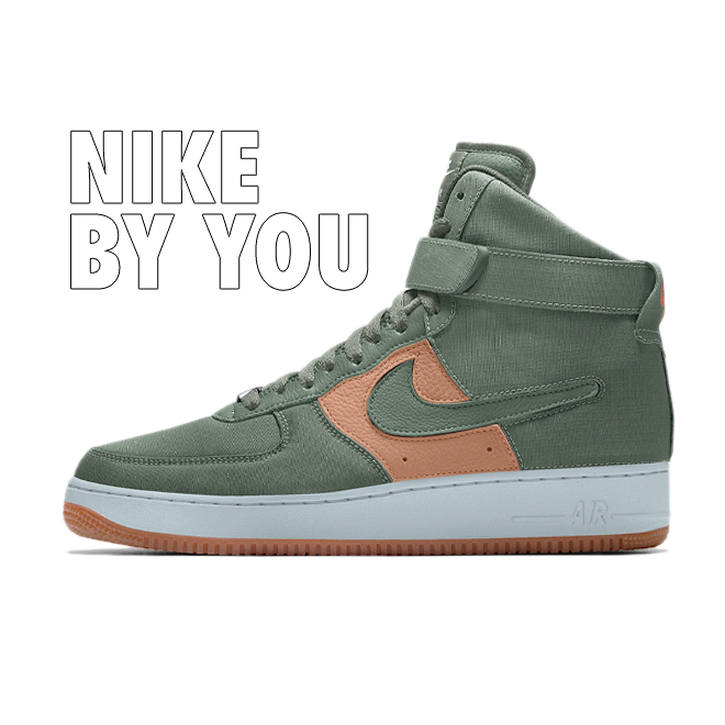 Nike Air Force 1/1 High - By You