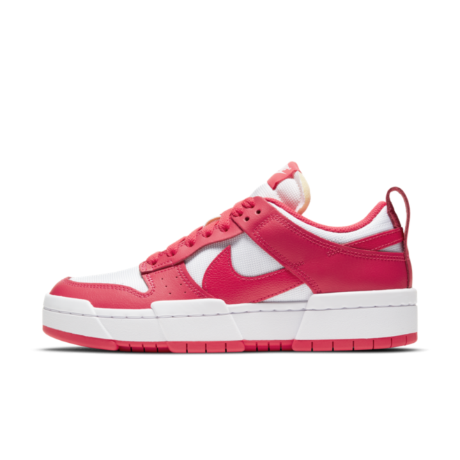 Nike WMNS Dunk Disrupt 'Siren Red'