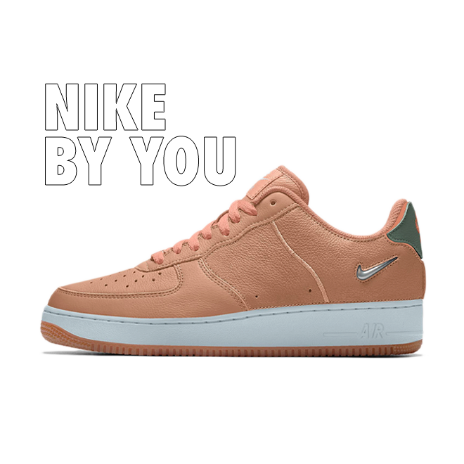 Nike Air Force 1 1/1 Jewel - By You