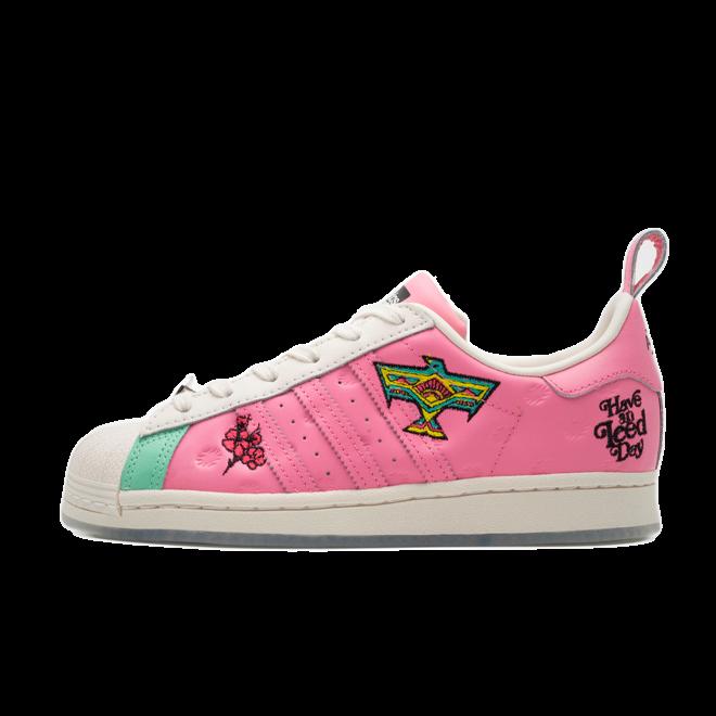 Arizona X adidas Superstar 'Pink' GZ2861