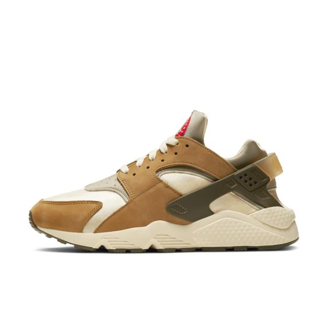 Stussy X Nike Air Huarache LE QS 'Desert Oak'