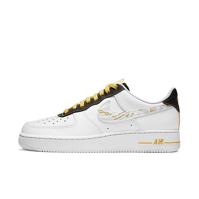 Nike Air Force 1 Low Gold Link Zebra