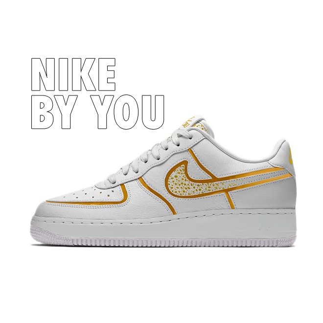 Cristiano Ronaldo X Nike Air Force 1 Low CR7 - By You