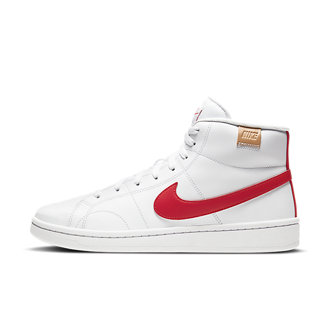 Court Royale 2 Mid White University Red