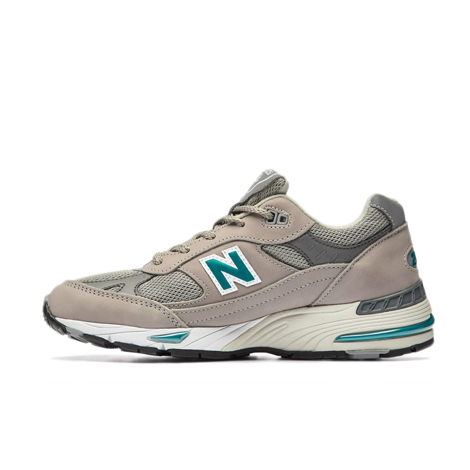 New Balance W991ANI 'Green'