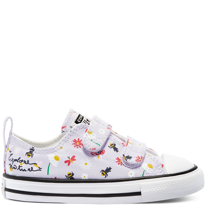 Explore Nature Easy-On Chuck Taylor All Star Low Top