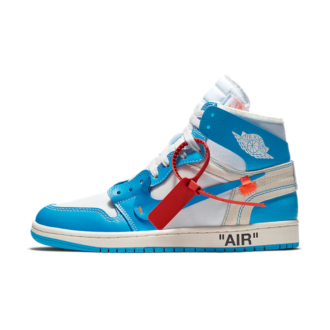 Air Jordan 1 X Off-White 'UNC'