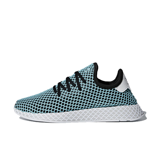 adidas Deerupt Runner Parley 'Black/Blue'