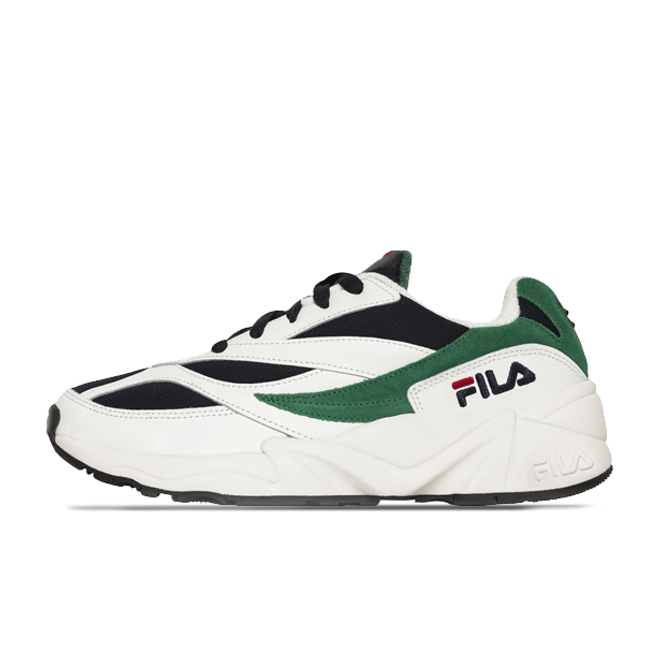 Fila Venom Low 'Green' zijaanzicht