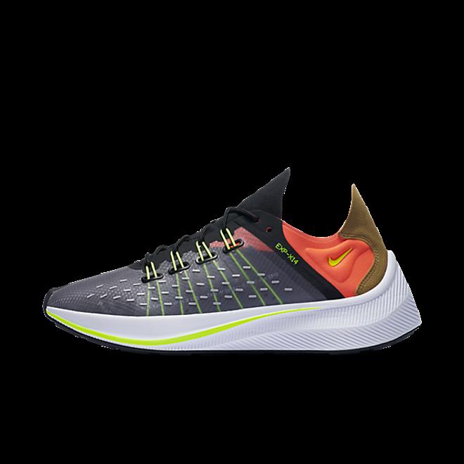 Nike Air VaporMax Flyknit 2  zijaanzicht