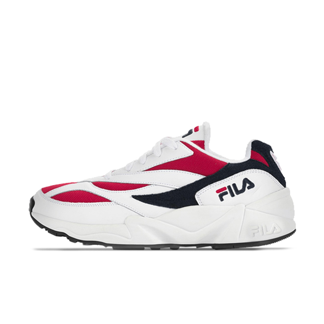 Fila Venom Low 'Red' zijaanzicht