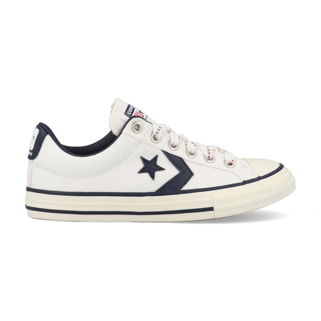 Converse All Stars Star Player 671109C Wit | 671109C | Sneakerjagers