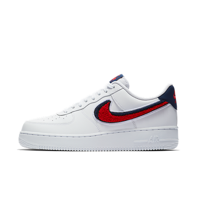 Nike Air Force 1 Low 'Chenille White' | 823511 106