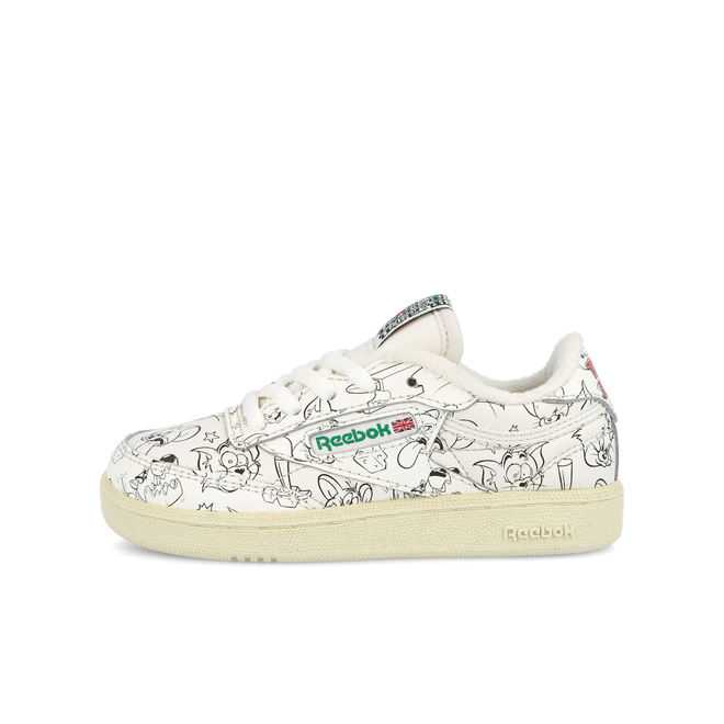 Tom & Jerry x Reebok Club C 85 MU