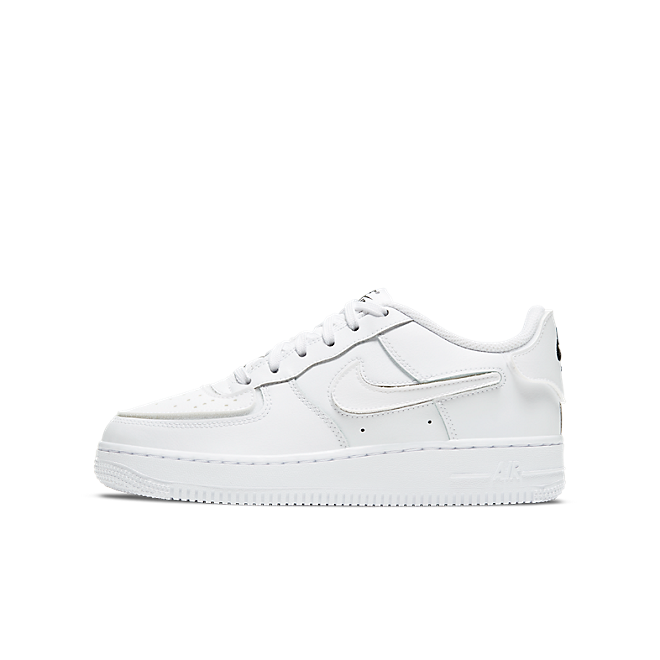 "Nike AF1/1 (GS) ""WHITE"""