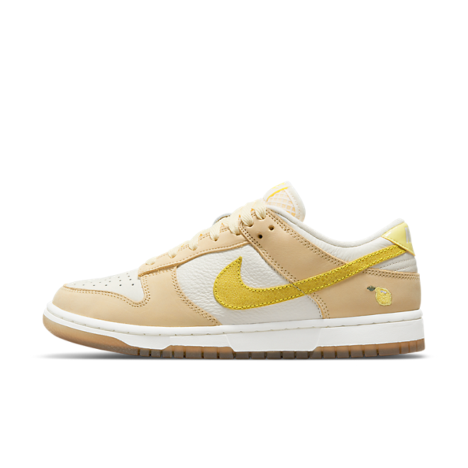 Nike WMNS Dunk Low 'Lemon Drop'